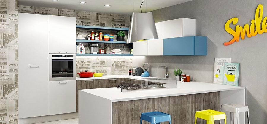 Modello di cucina Berloni n.03