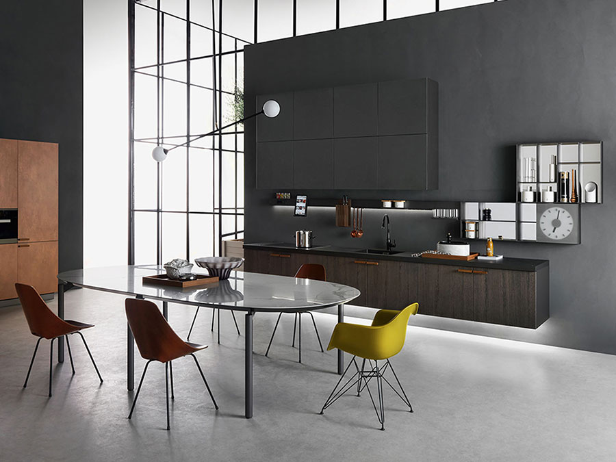Modello di cucina Dada n.02