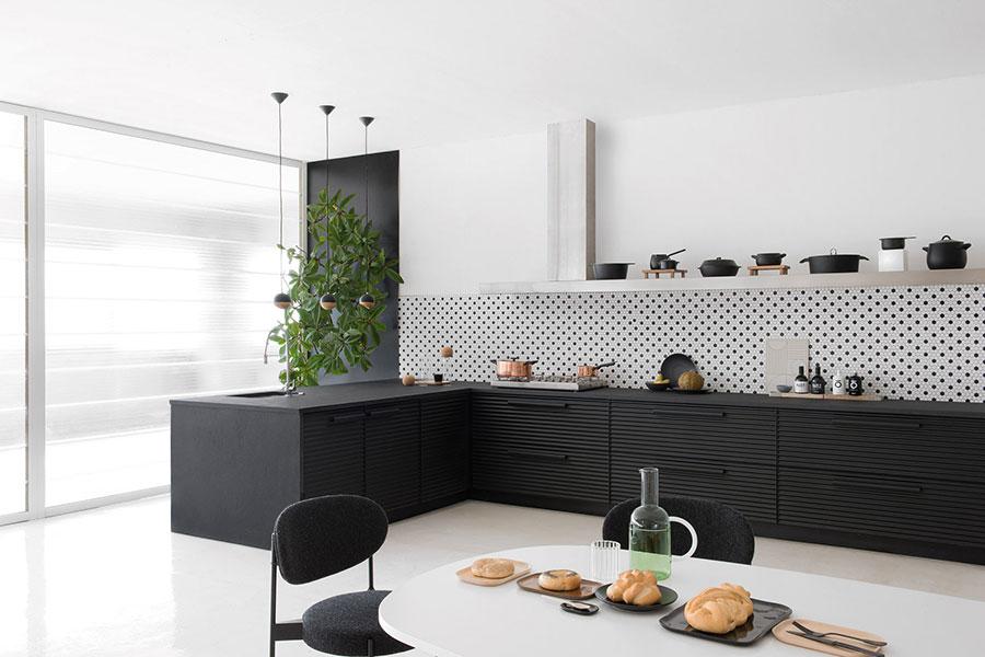 Modello di cucina Schiffini n.01
