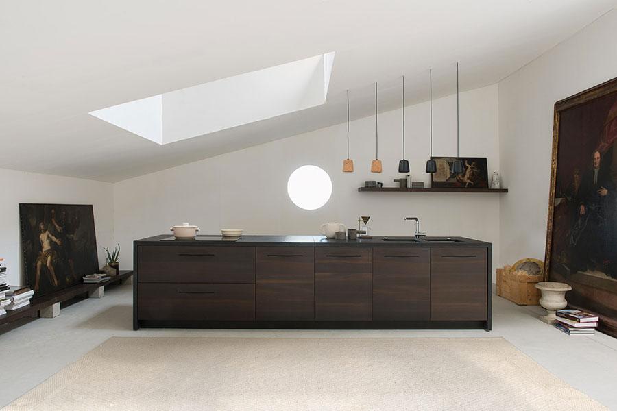 Modello di cucina Schiffini n.02