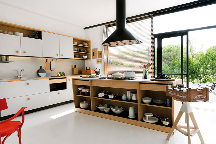 Modello di cucina Schiffini n.03