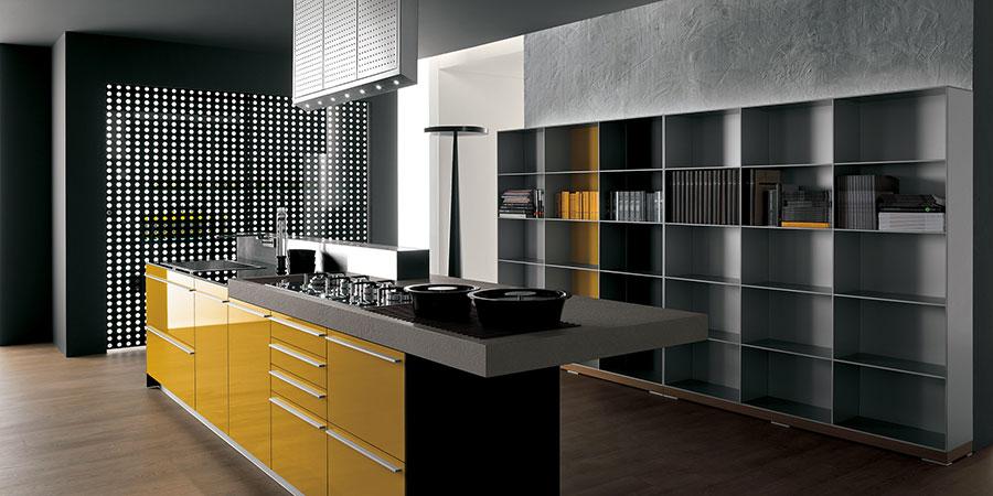 Modello di cucina Valcucine n.01