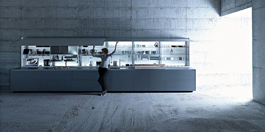 Modello di cucina Valcucine n.03