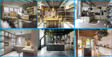 Cucine in Stile Industriale: 50 Idee di Design a cui Ispirarsi