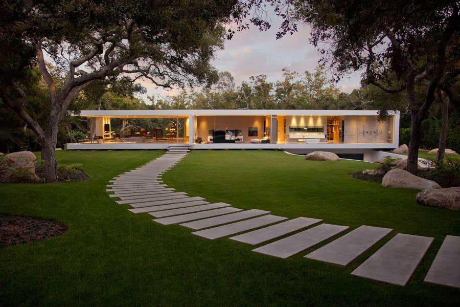 Casa da sogno Glass Pavilion n.01