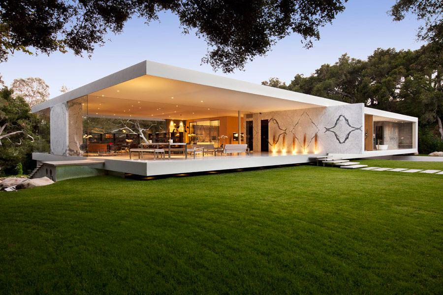Casa da sogno Glass Pavilion n.03