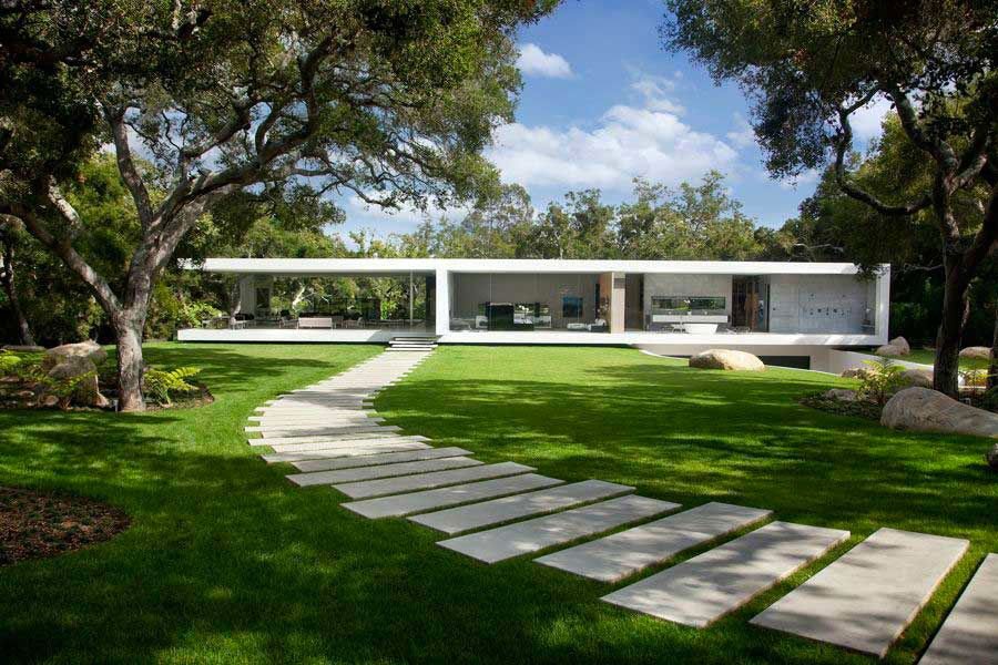 Casa da sogno Glass Pavilion n.04