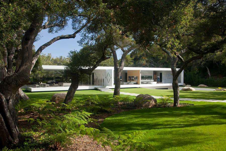 Casa da sogno Glass Pavilion n.05