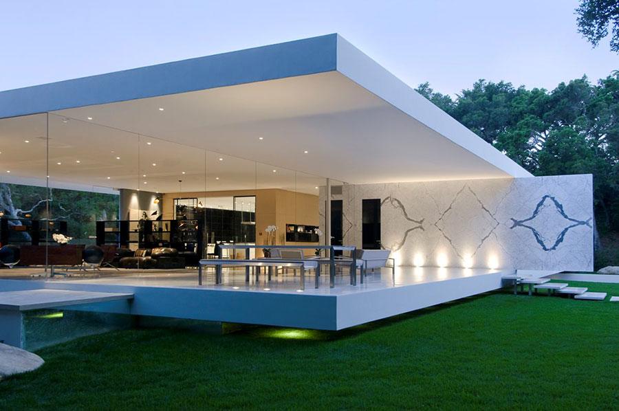 Casa da sogno Glass Pavilion n.06