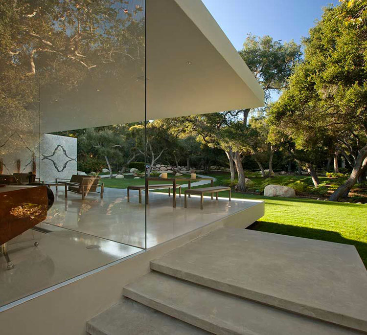 Casa da sogno Glass Pavilion n.07