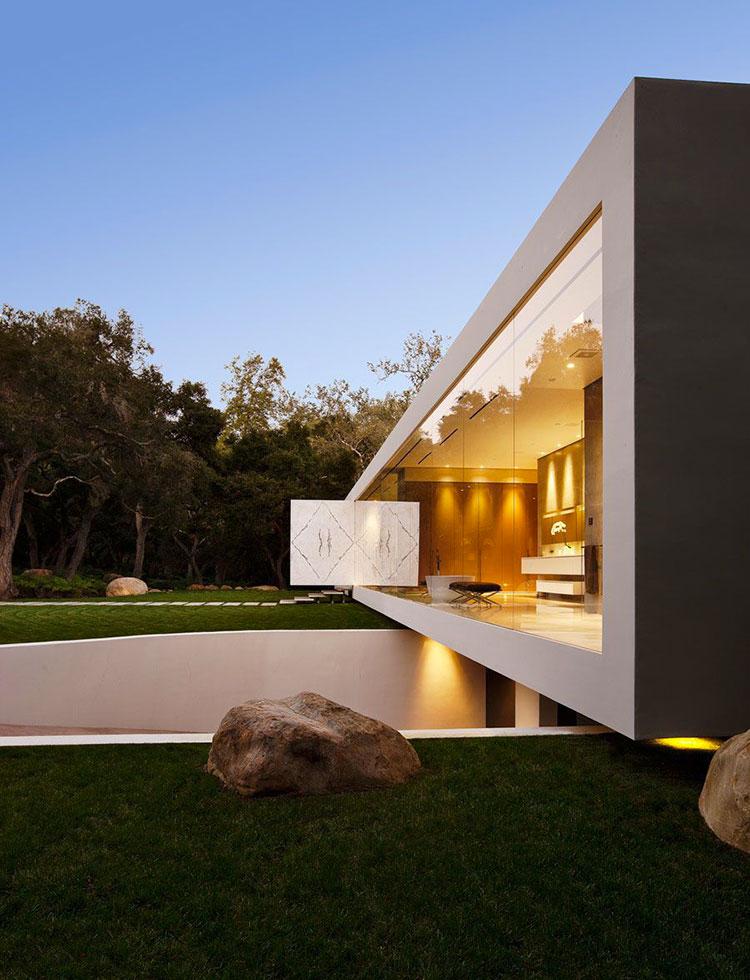 Casa da sogno Glass Pavilion n.09