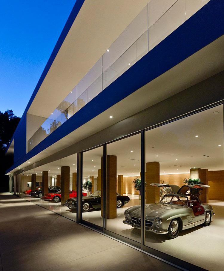 Casa da sogno Glass Pavilion n.11