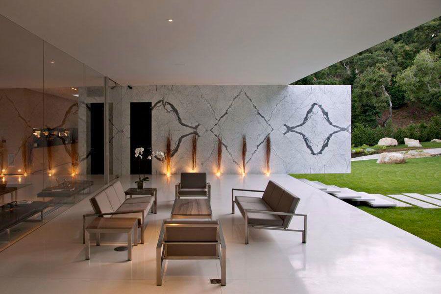 Casa da sogno Glass Pavilion n.28