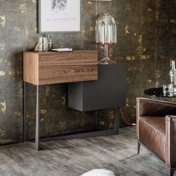 Mobile bar dal design moderno per casa n.13