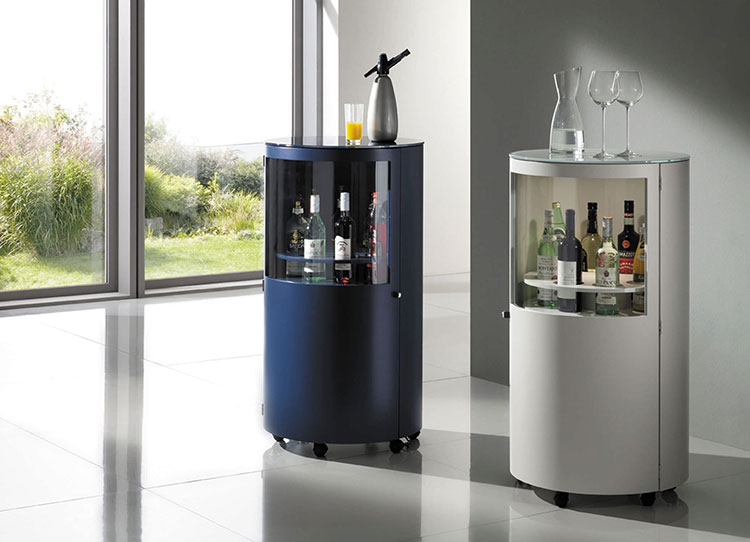 Mobile bar dal design moderno per casa n.17