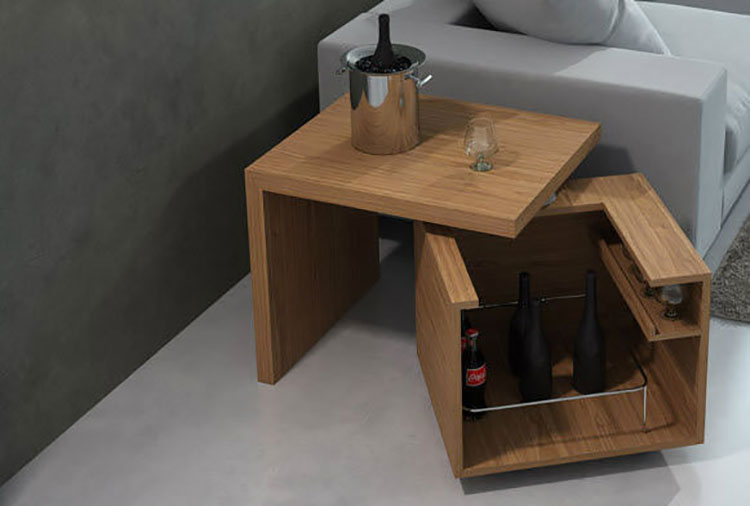Mobile bar dal design moderno per casa n.22