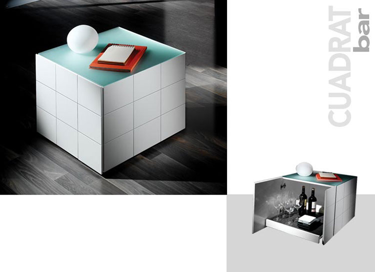 Mobile bar dal design moderno per casa n.23