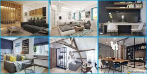 Come arredare una casa di 50 mq ecco 5 progetti di design - Casa 50 mq ikea ...
