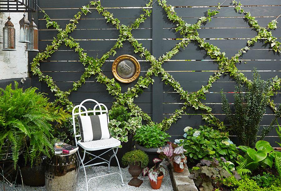 Idee per arredare un giardino spendendo poco n.03