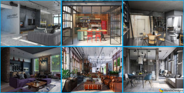 Arredamento Stile Industriale per Loft: 30 Idee dal Design Unico
