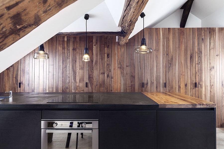 Arredamento per un casa di 50 mq dal design moderno n.25