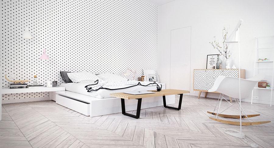 Design Scandinavo Camera Da Letto.Camere Da Letto In Stile Scandinavo 25 Idee Di Arredo Dal Design