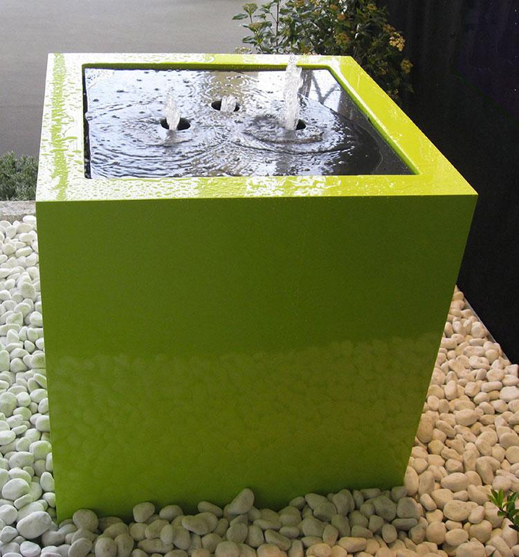 Modello di fontana da giardino dal design originale n.13