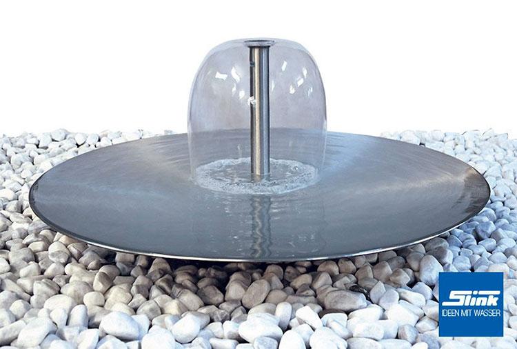 Modello di fontana da giardino dal design originale n.17
