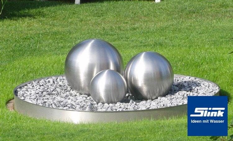 Modello di fontana da giardino dal design originale n.20