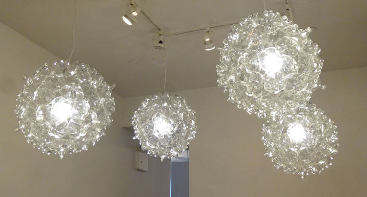 Lampadario Filo Di Ferro Fai Da Te : Lampadari fai da te idee semplici dal design originale