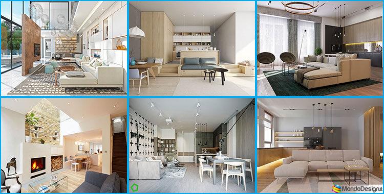Come Arredare Un Open Space Moderno Ecco 25 Idee Di Design