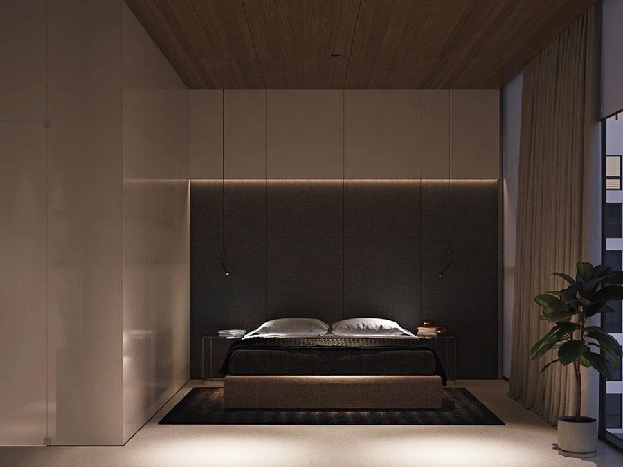 Arredamento per un piccolo appartamento di lusso n.20