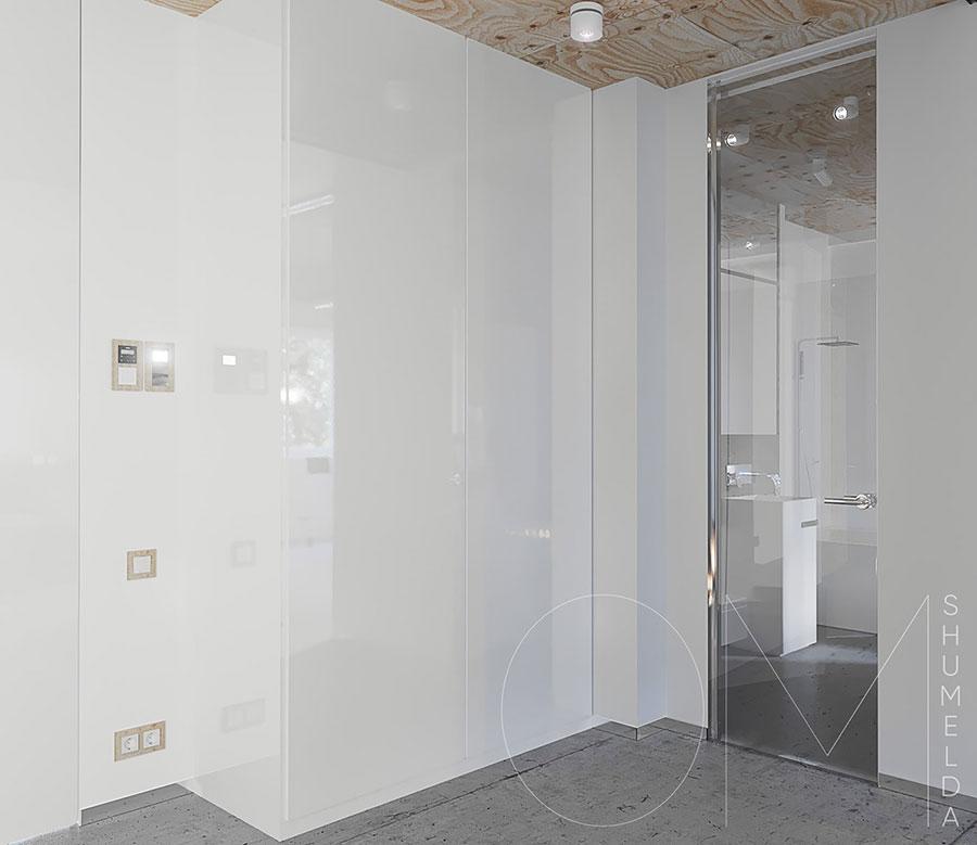 Arredamento per un piccolo appartamento di lusso n.30