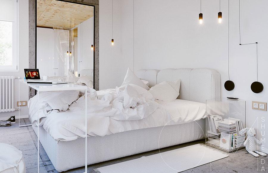 Arredamento per un piccolo appartamento di lusso n.32