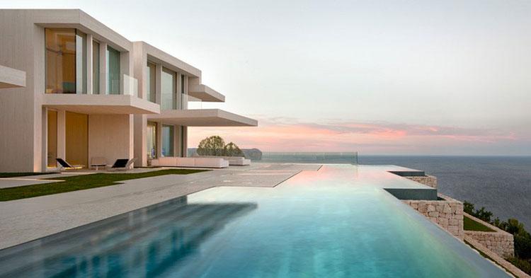 Progetto di design per una piscina da sogno n.04