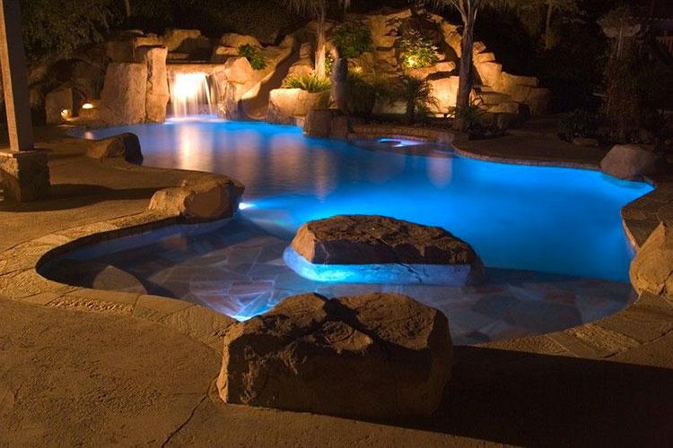 Progetto di design per una piscina da sogno n.18
