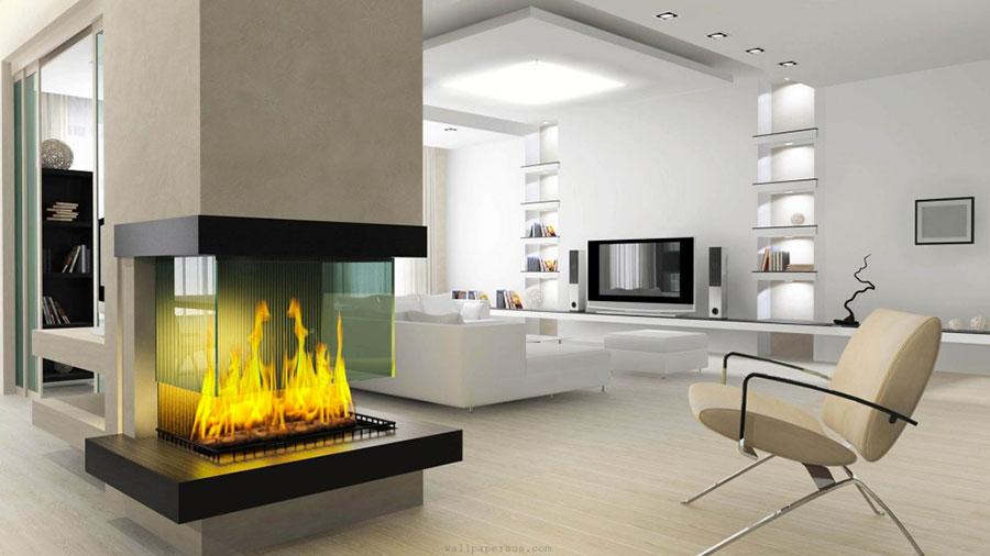 Salotti Moderni Immagini : Salotti moderni divano immagini home interior idee di design