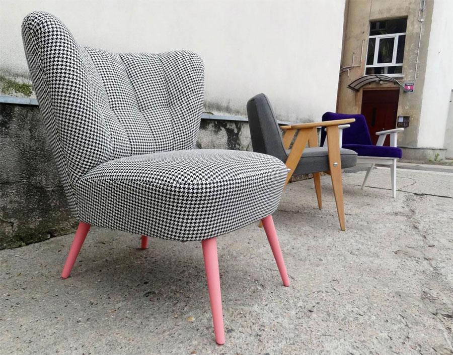 Arredamento anni 39 60 guida alla scelta di mobili colori for Sedie vintage design
