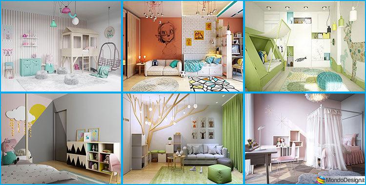 Idee dipingere cameretta bimba design casa creativa e - Dipingere una cameretta ...