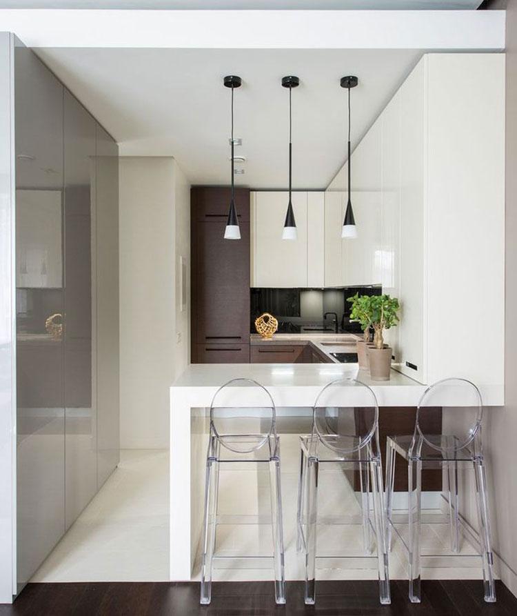 Arredare piccola cucina idee per arredare cucina piccola - Arredare casa piccola moderna ...
