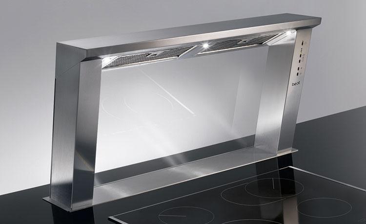 Modello di cappa per cucina moderna n.12