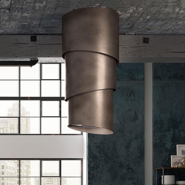 Modello di cappa per cucina moderna n.21