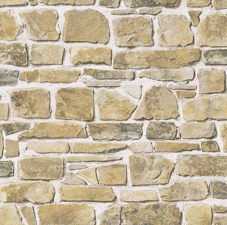 Modello di carta da parati effetto pietra n.06