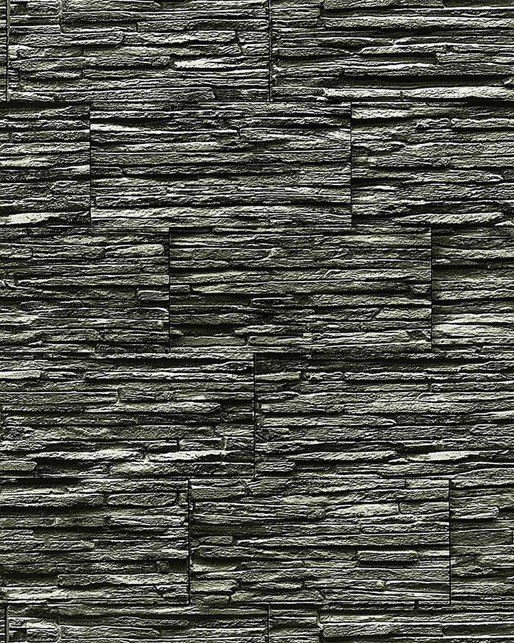 Modello di carta da parati effetto pietra n.09