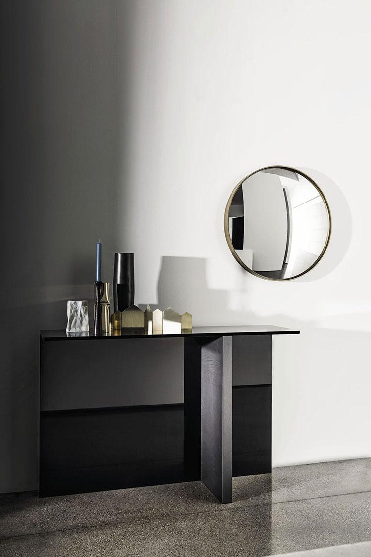Consolle Ingresso Moderno.Consolle Per Ingresso Dal Design Moderno Ecco 20 Modelli