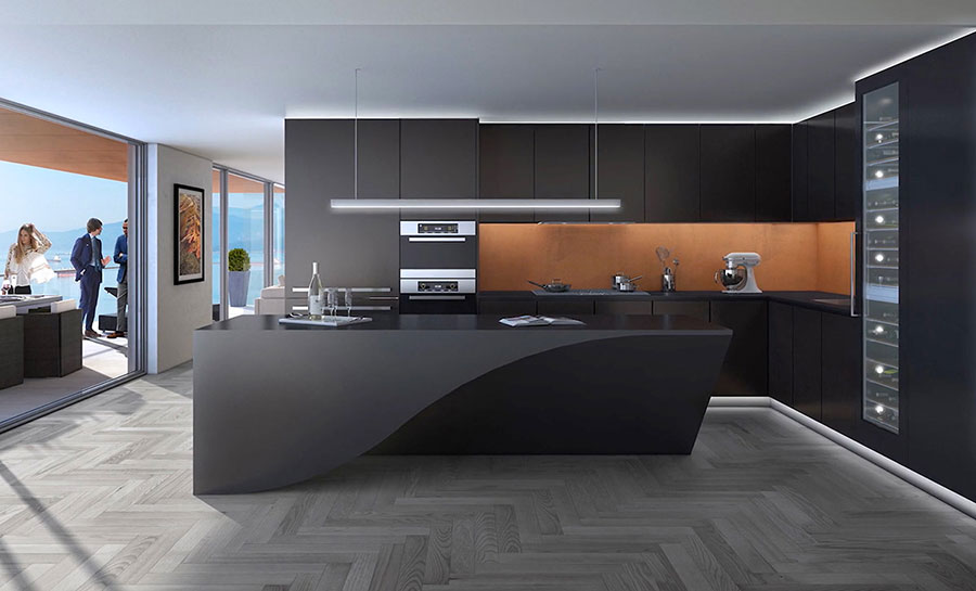 Cucine del Futuro: 20 Modelli dal Design Innovativo | MondoDesign.it