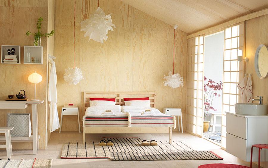 Lampada a sospensione per la camera da letto dal design moderno n.06