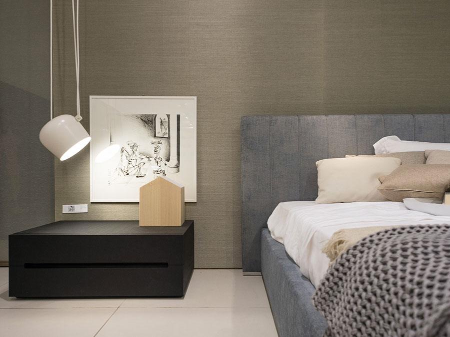 Lampada a sospensione per la camera da letto dal design moderno n.11
