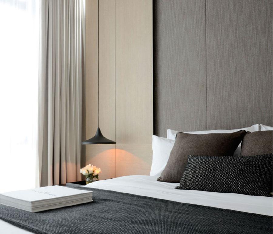 Lampada a sospensione per la camera da letto dal design moderno n.13