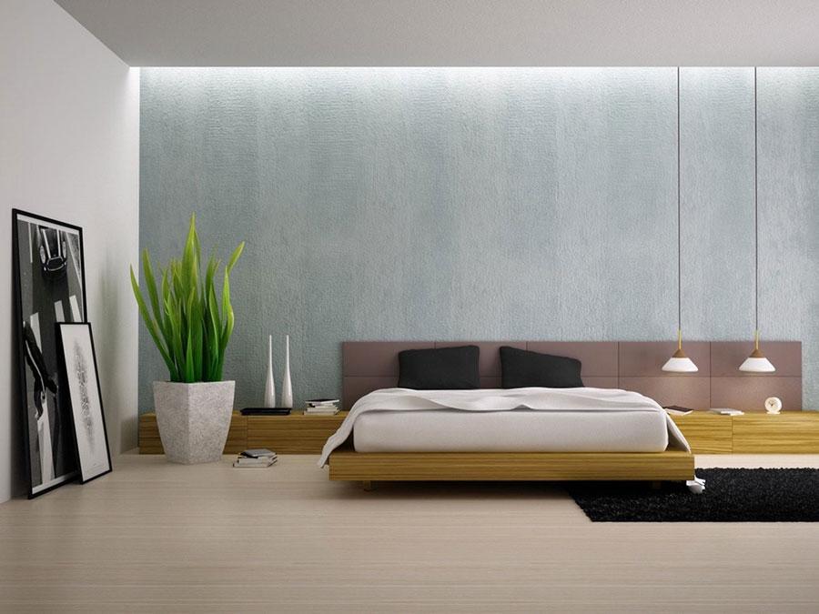 Lampada a sospensione per la camera da letto dal design moderno n.16
